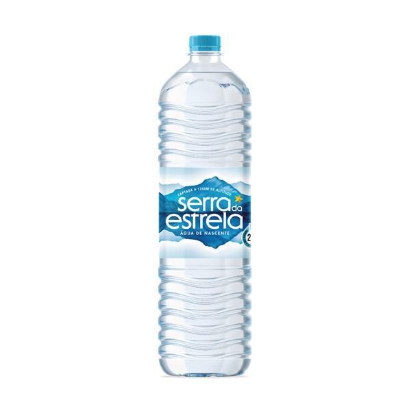 Água Serra da Estrela 1,5L (2 un)