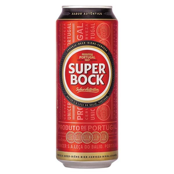 Cerveja Super Bock 50Cl