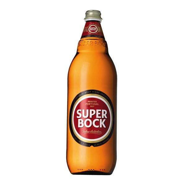 Cerveja Super Bock 1Lt