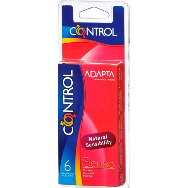 Preservativos Control Adp Fino 6 Un