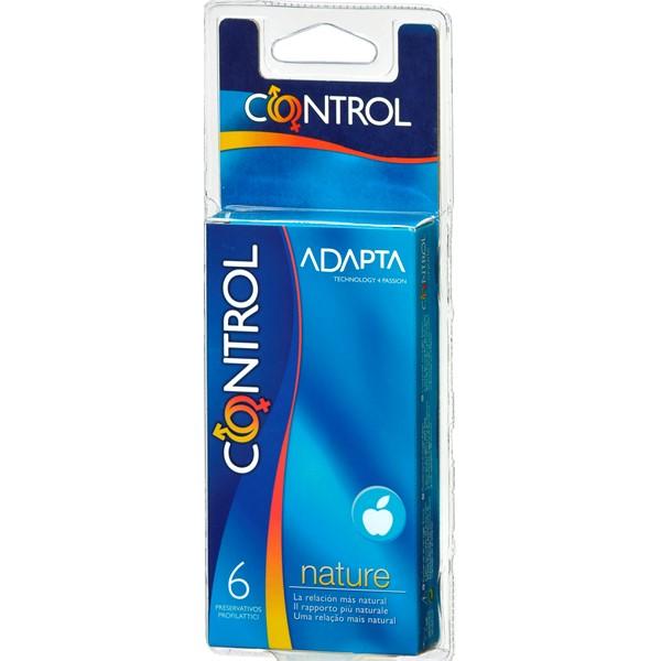 Preservativos Control Adp Nature 6 Un