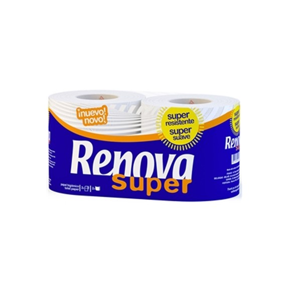 Papel Higienico Renova Super 2Rl