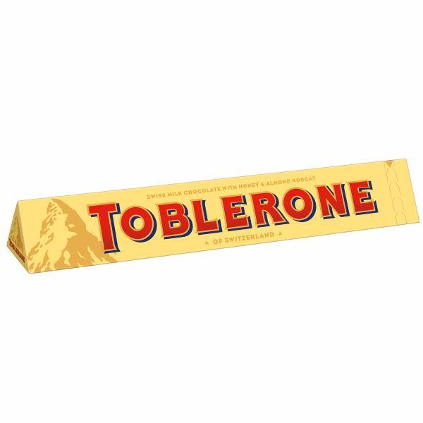 Toblerone Leite 100G