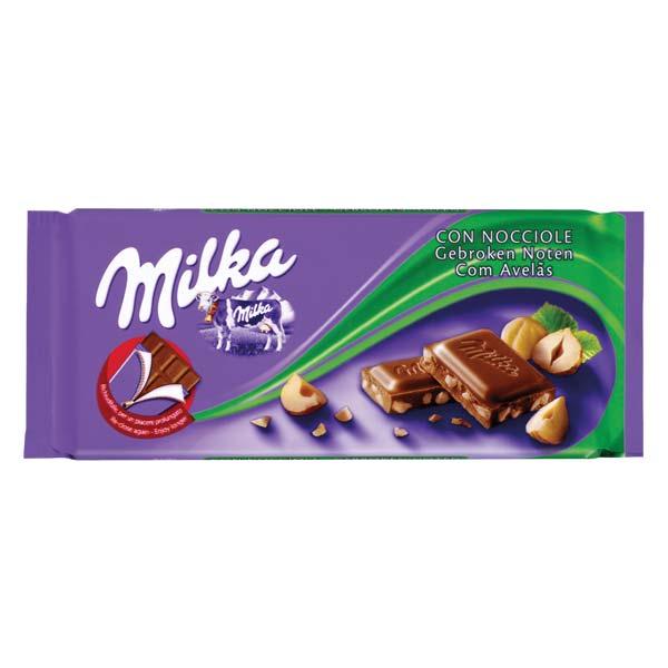 Milka Avelas 100Grs