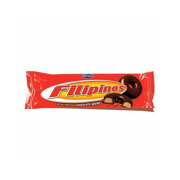 Bolacha Filipinos Chocolate 150G