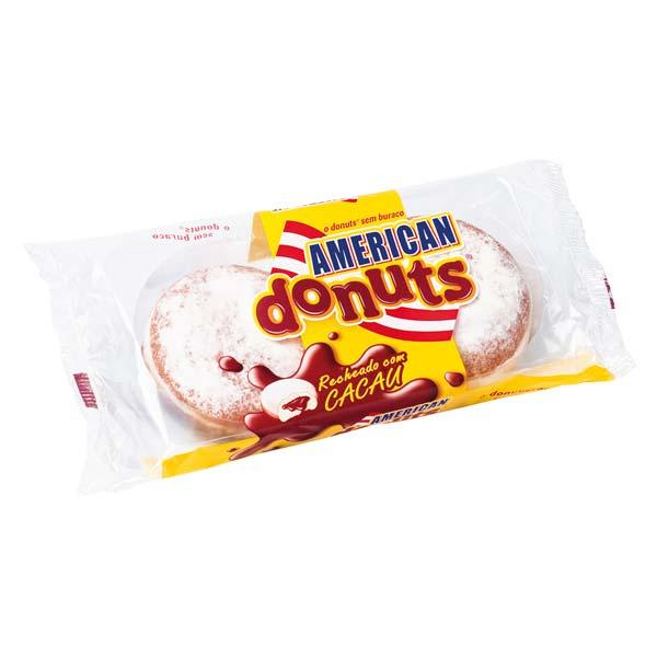 Donuts Americano Chocolate 2Un.