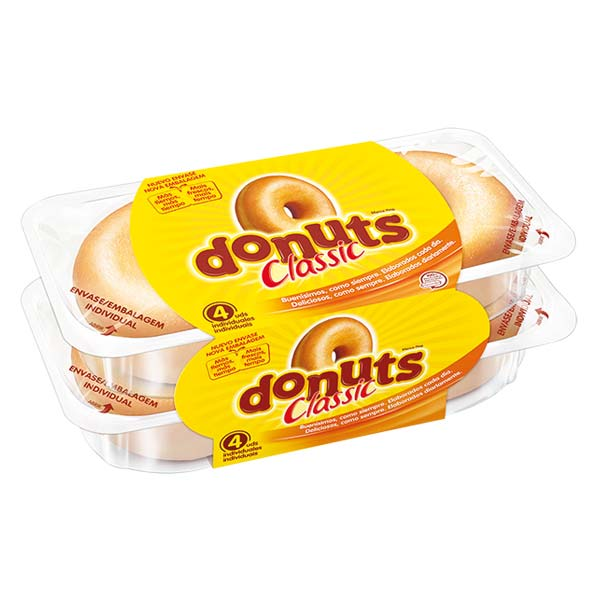 Donuts Glace 4