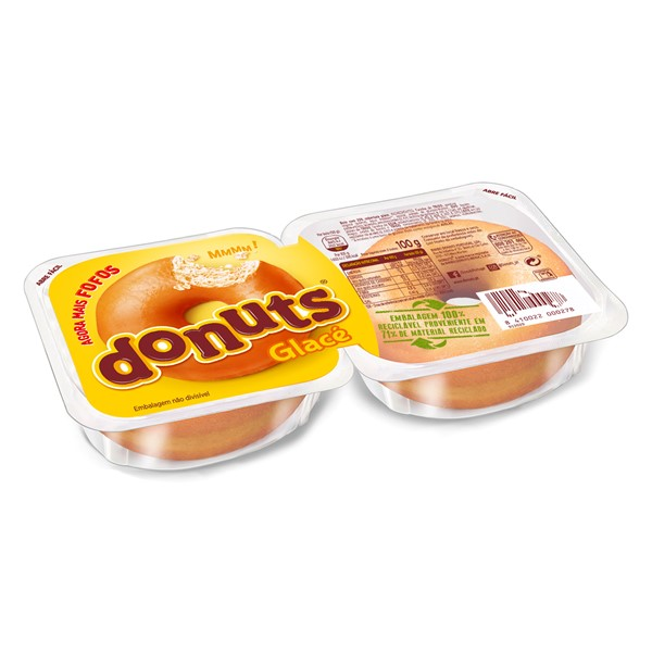 Donuts Glace 2