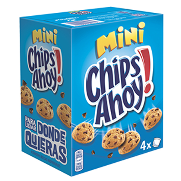Bolacha Chips Ahoy Mini 160Gr