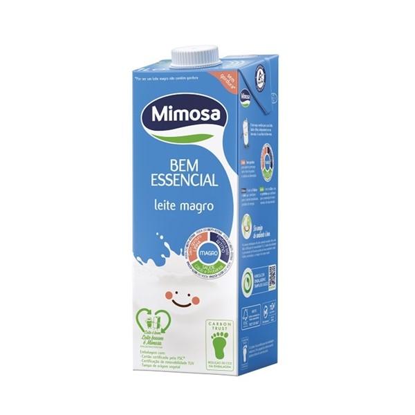 Leite Uht Magro 1L Mimosa