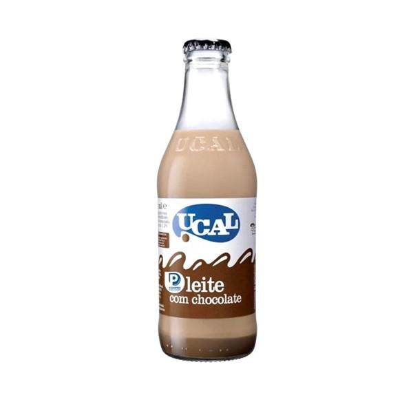 Leite Com Chocolate 1/4L Ucal