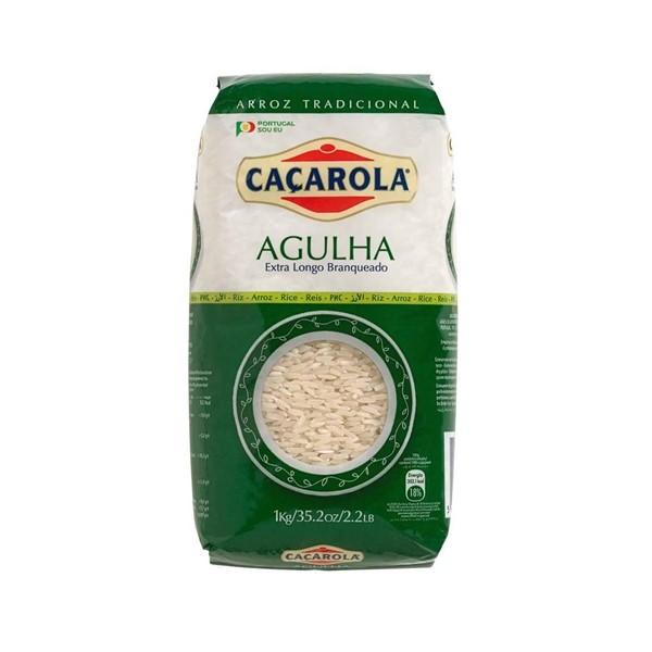Arroz Agulha Cacarola 1Kg