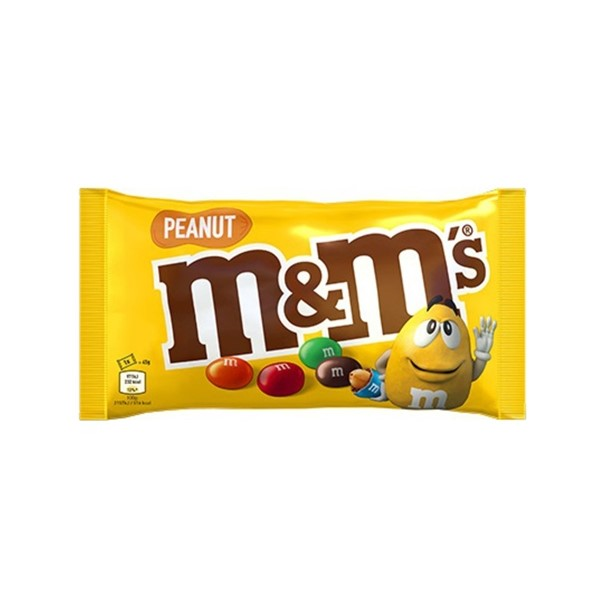 M&M'S Amendoim 45Gr
