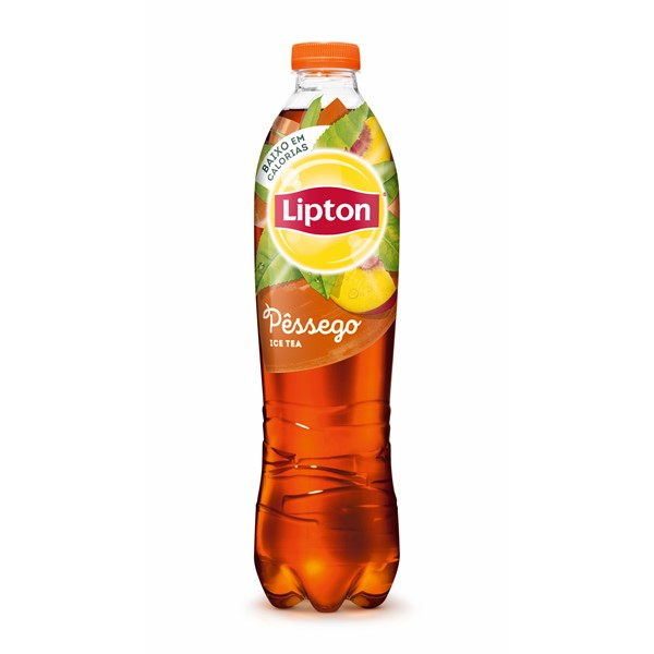 Lipton Ice Tea Pessego 1,5Lt