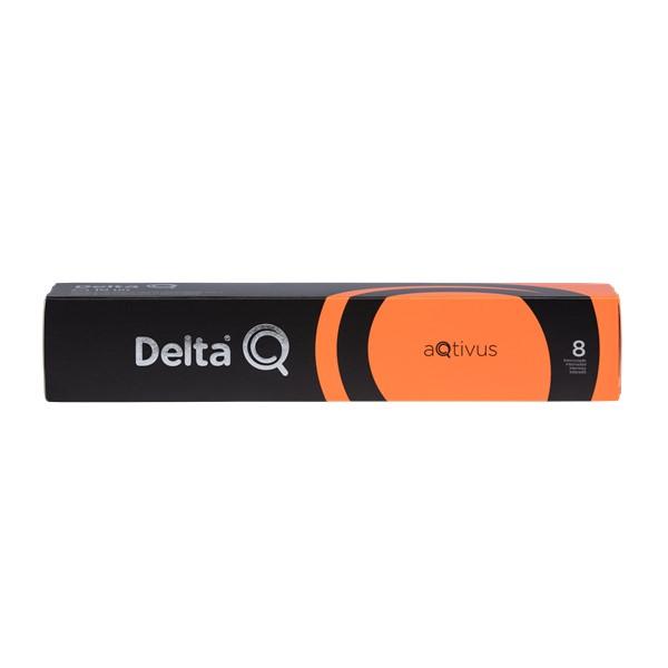 Delta Q-Aqtivus Cápsulas 10 Un