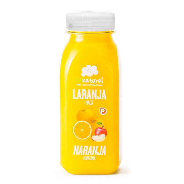 Sonatural 250Ml Mix Laranja