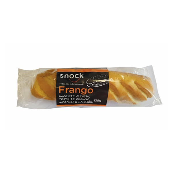 Baguete Vianesa Frango, Molho Mostarda