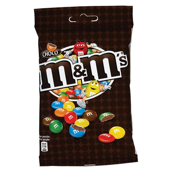 M&M'S Chocolate 100Gr