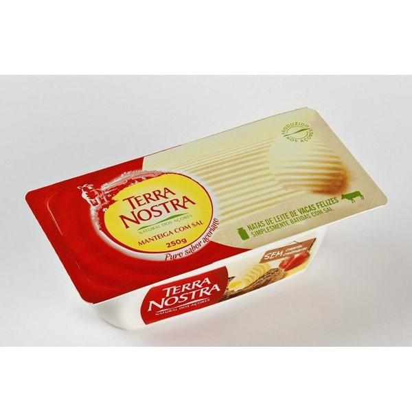 Manteiga Terra Nostra 250Gr