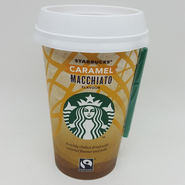 Discoveries Caramelo Macchiato Starbucks 220 Ml