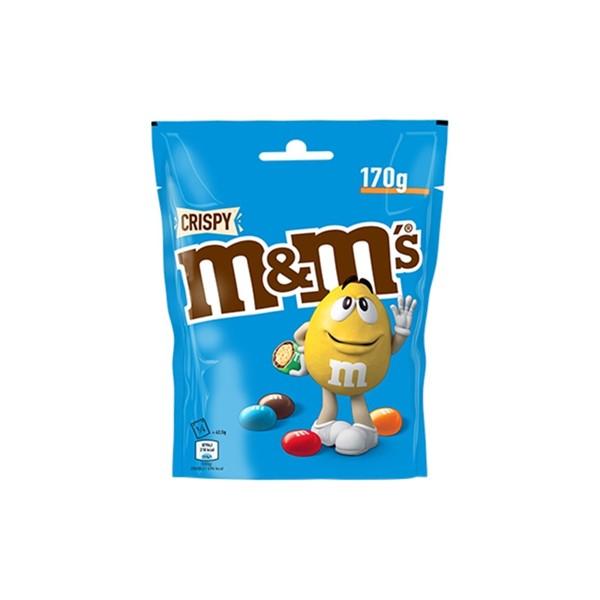M&M's Crispy 170gr