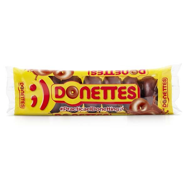 Donettes Chocolate 7Un