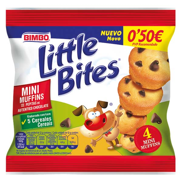 Bimbo Little Bites 47G