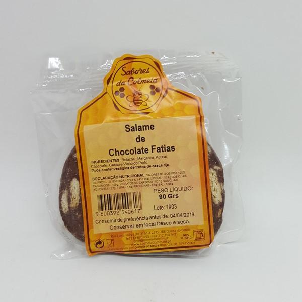 Salame Chocolate Sabores Da Colmeia 90 Gr
