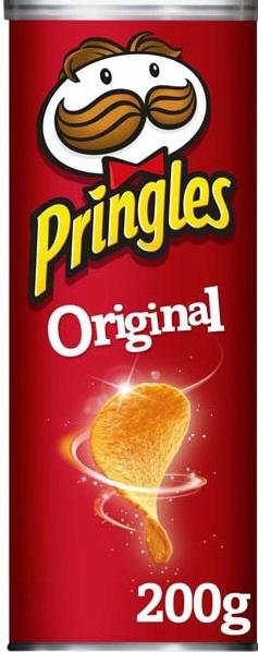 Pringles Originais 200G