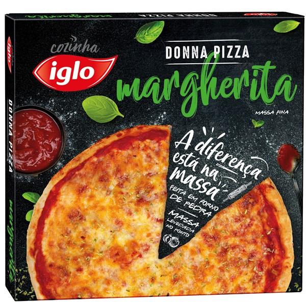 Pizza Massa Fina Margherita 345G
