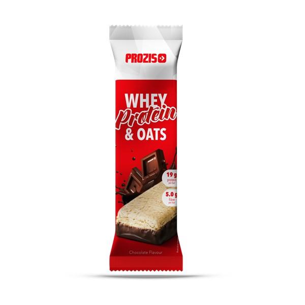 Prozis Whey Protein & Oats 80G - Chocolat