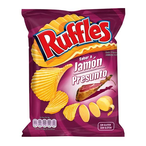 Ruffles Presunto 122G