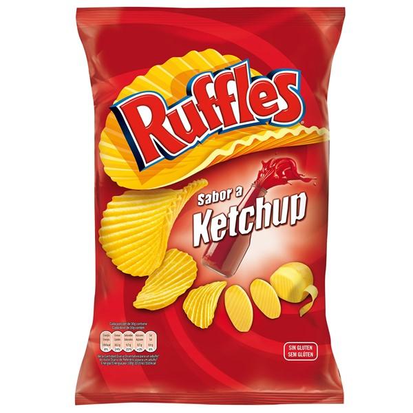 Ruffles Ketchup 122G