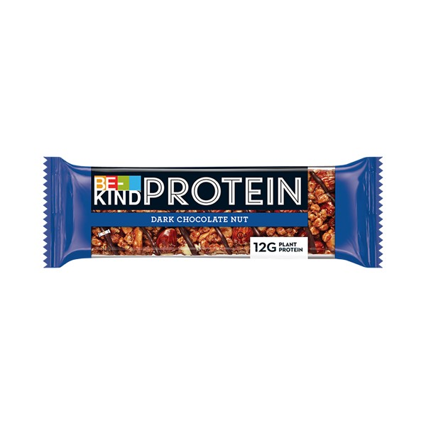 Barra Be-Kind Protein Chocolate Negro e Amendoas 50G