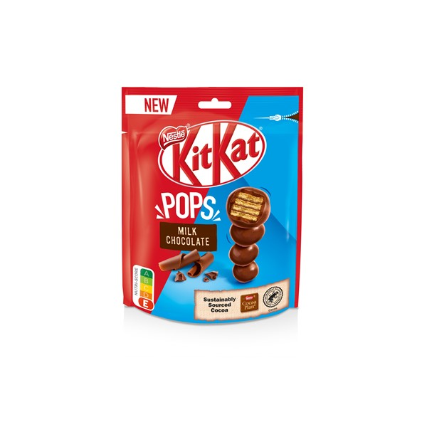 KIT KAT POPS Chocolate de Leite 110G