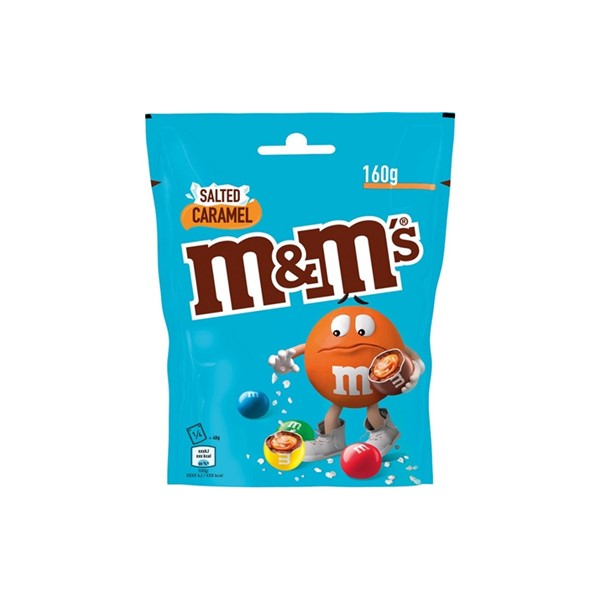 M&M's Salted Caramel 160gr